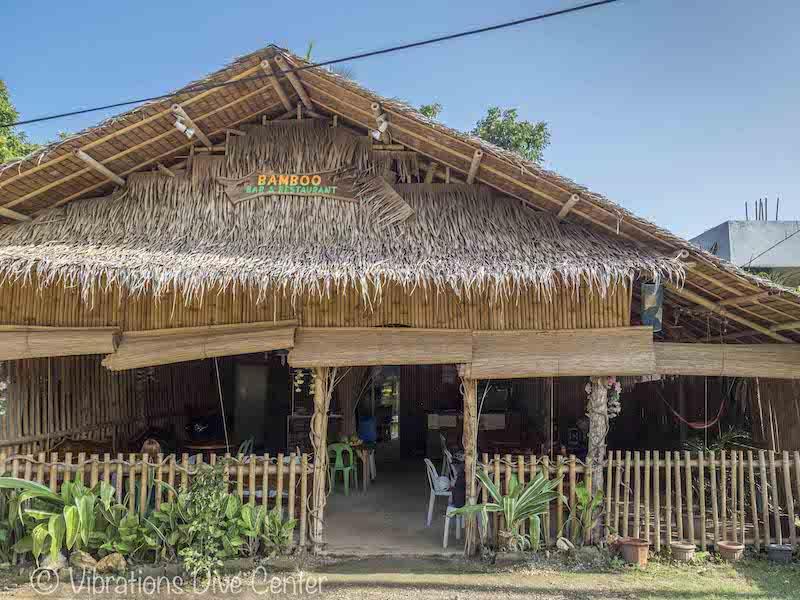Bamboo Restaurant, Carabao island, San Jose, Romblon