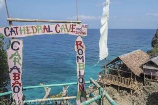 Entrada a Cathedral Cave y Cliff Jumping en Isla de Carabao, Romblon