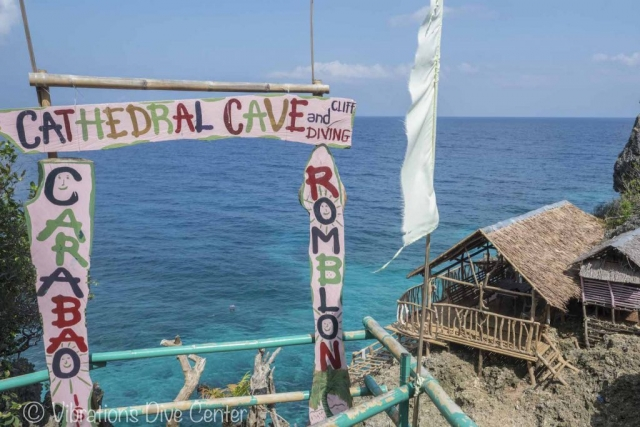 Cathedral Cave, Carabao Island, Romblon. Informations activities and things to do on Carabao.