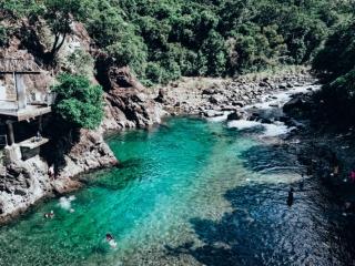 Catingas River, Sibuyan Island