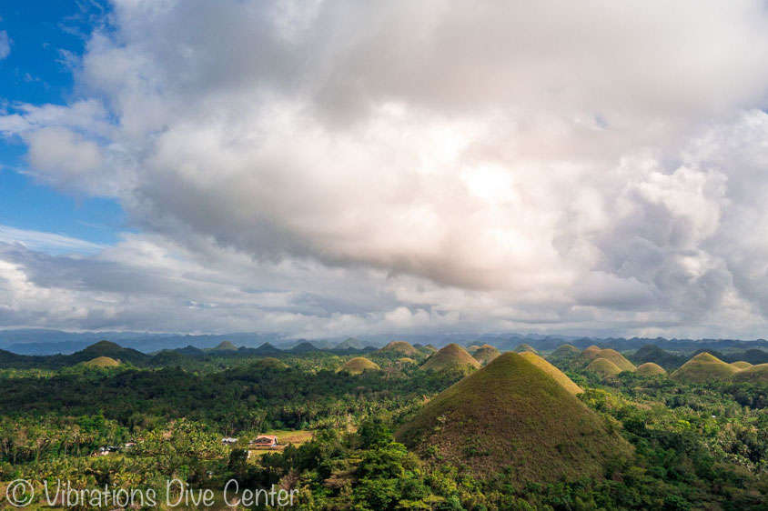 Chocolate Hills de Bohol