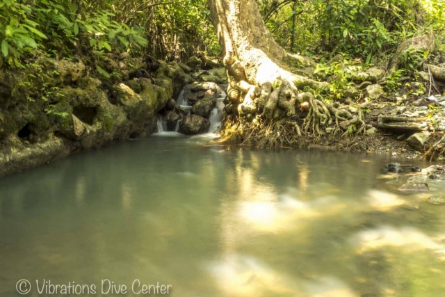 River of Carabao Island, Romblon. Informations activities and things to do on Carabao.