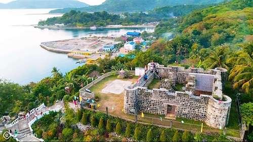 San Andres Fort in Romblon