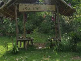 Bienvenidos a la cueva Ngiriton Cave, en Isla de Carabao, San Jose, Romblon