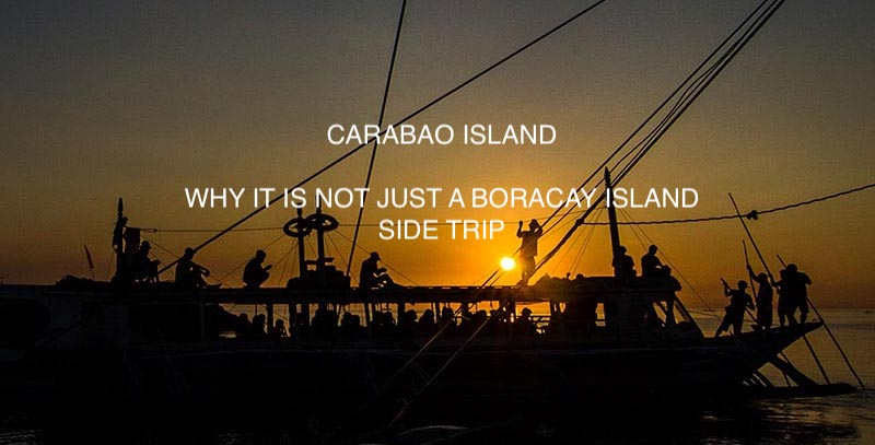 Informations about activities and things to do around Carabao.