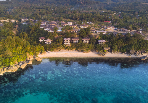 oceans edge dive resort carabao philippines