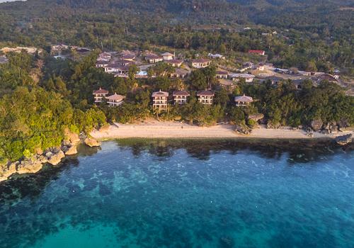 oceans edge hotel plongee carabao philippines