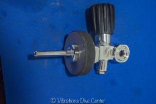 dive tank valve thread gauge